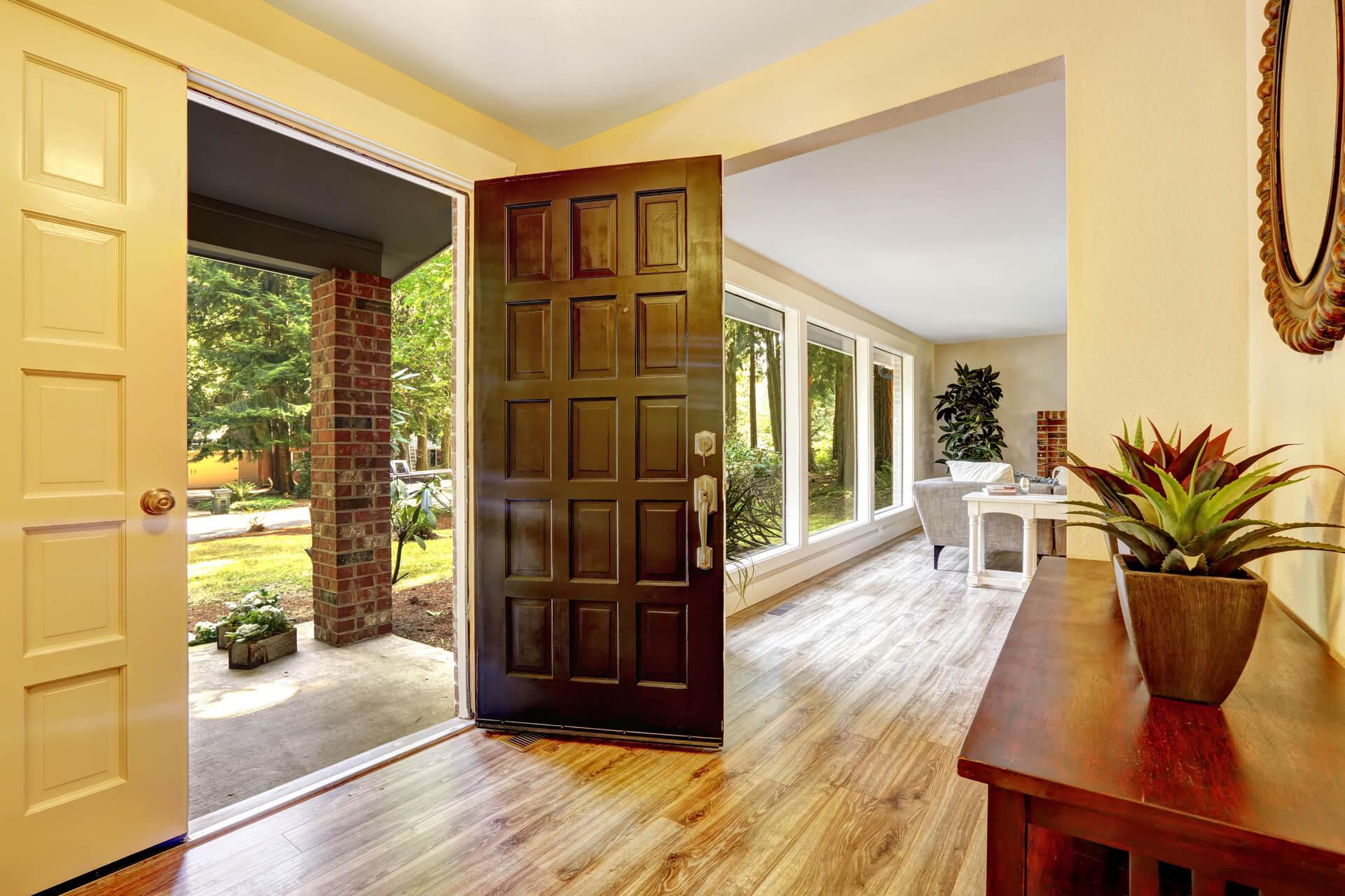 Come scegliere le porte d'ingresso blindate più adatte alla casa