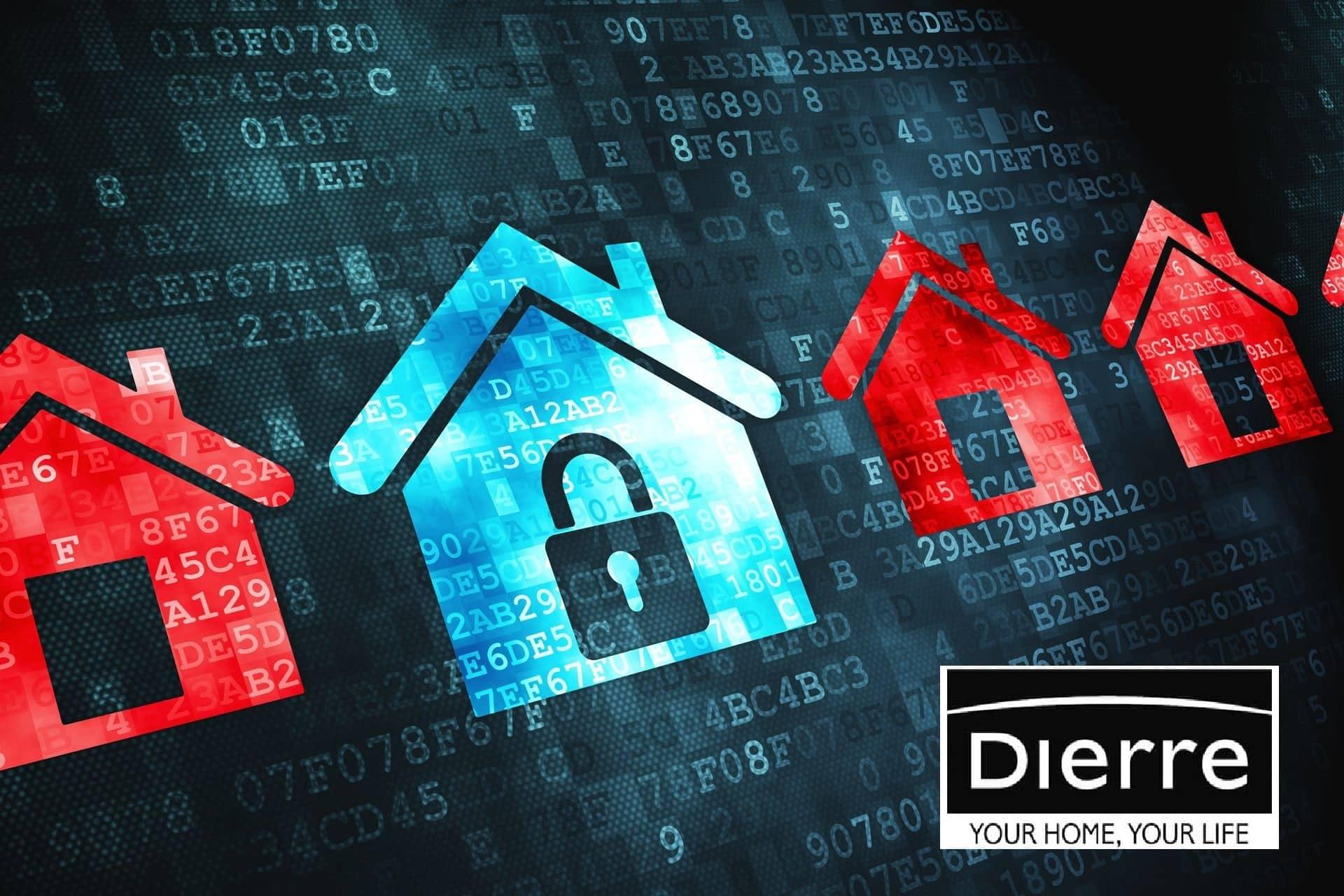 serratura europea Dierre investimento vantaggioso per protezione casa